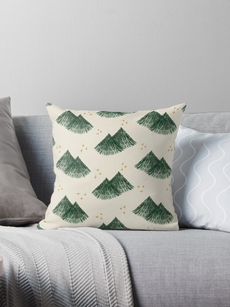 Whimsical Fir Tree by Andi Sigsbey