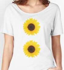 Two sunflowers Women's Relaxed Fit T-Shirt