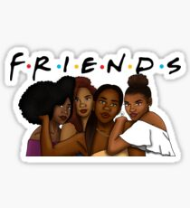 Friends Pt. 2 Sticker