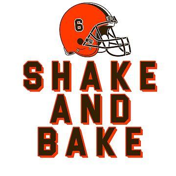 SHAKE AND BAKE - Baker Mayfield Helmet by MelanixStyles