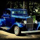 Classic in Blue by Jonicool