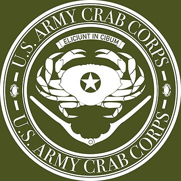 U.S. Army Crab Corps by MattIsAGamer
