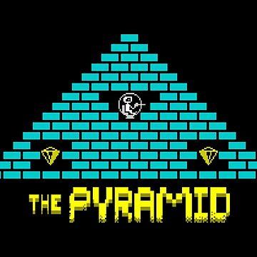 Gaming [ZX Spectrum] - The Pyramid by ccorkin