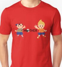Mother - Ness and Lucas  T-Shirt