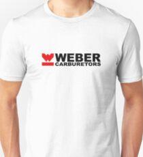 Weber Carburetors Unisex T-Shirt
