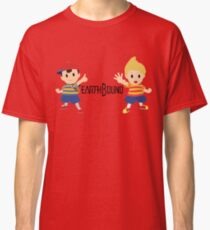 Earthbound - Ness and Lucas Classic T-Shirt