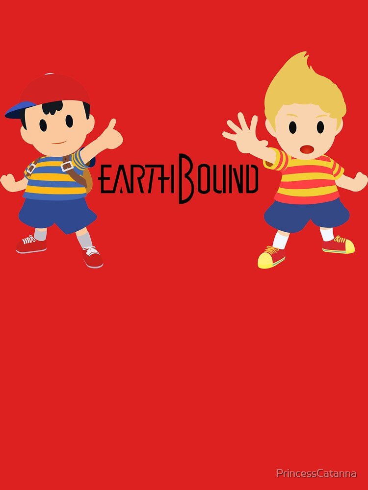 What Game Is Ness And Lucas From