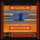 """Zekko Arashi Ryu """"Light as a Fox"""" by zekkoarashiryu"""