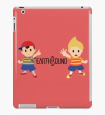 Earthbound - Ness and Lucas iPad Case/Skin