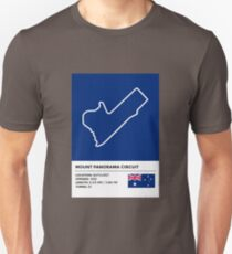 Mount Panorama Circuit - v2 Unisex T-Shirt