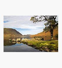 Crummock Water - Buttermere Photographic Print