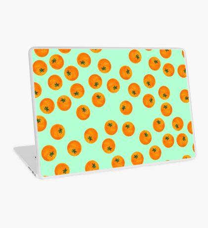 Cascading Oranges Laptop Skin