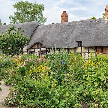 Anne Hathaway's cottage by PhotosbySylvia