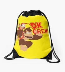 Donkey Kong (DK) Crew! Drawstring Bag