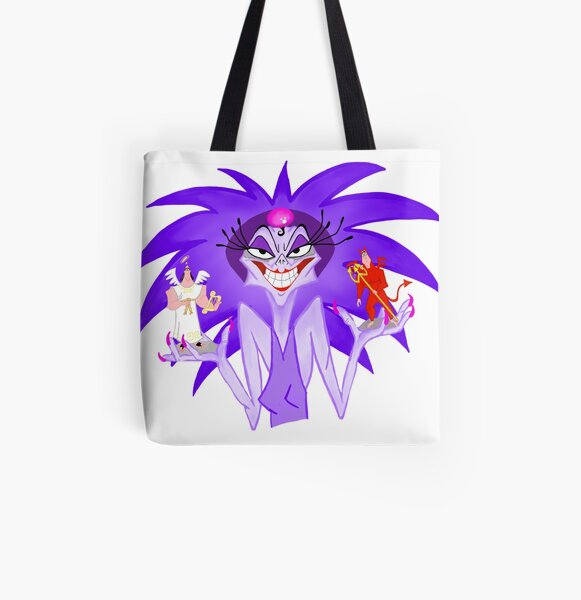Wrong Lever All Over Print Tote Bag