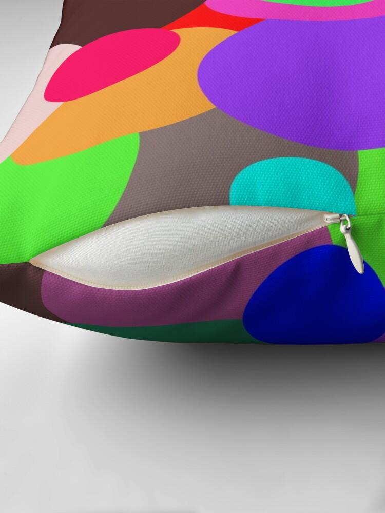 Alternative Ansicht von Farbenfroh Dekokissen
