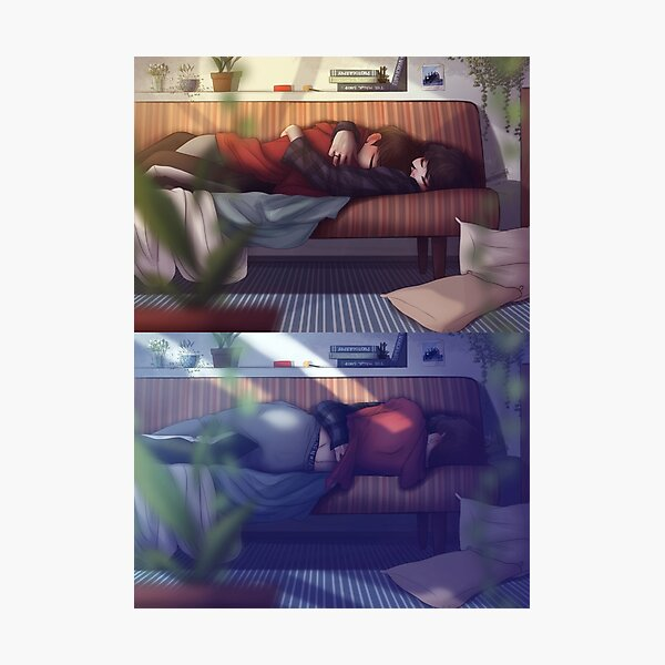yoonkook sofa Photographic Print