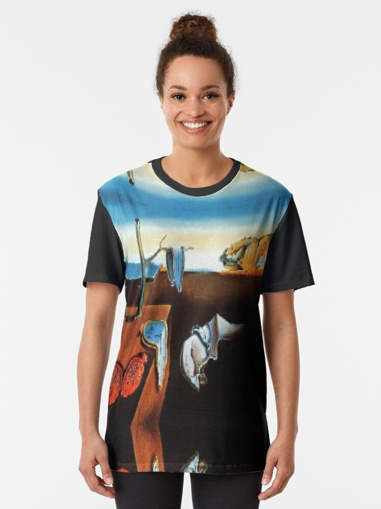 Alternate view of #star #abstract #christmas #red #decoration #art #graffiti #colorful #light #blue #design #illustration #symbol #holiday #sea #wall #color #graphic #shape #white #food #old #fish #painting #graffiti Graphic T-Shirt