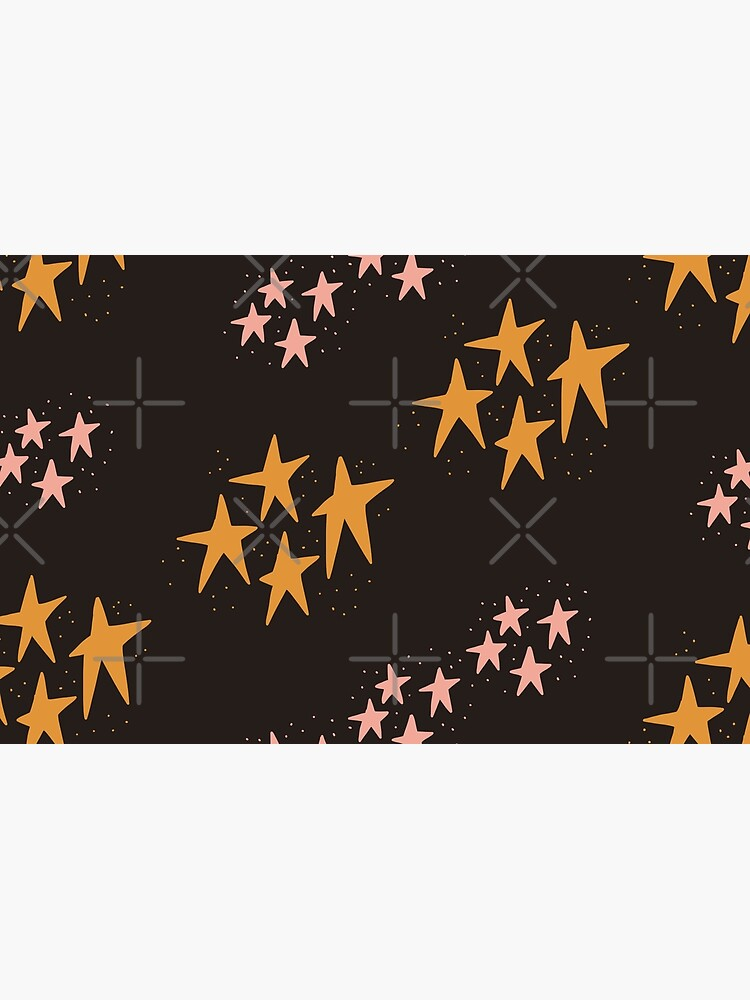 Whimsical Stars by TheCompassWild