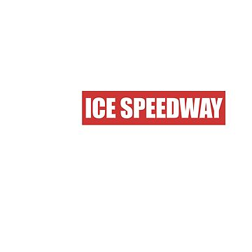 Ice Speedway by larry01