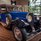 Bugatti Type 49 by barkeypf