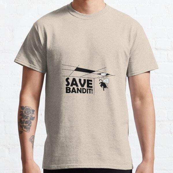 Save Bandit! Classic T-Shirt