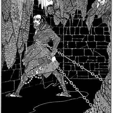 The Cask of Amontillado: Harry Clarke: Edgar Allan Poe by grandma01