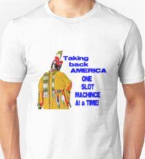 Native American Casino  Slim Fit T-Shirt