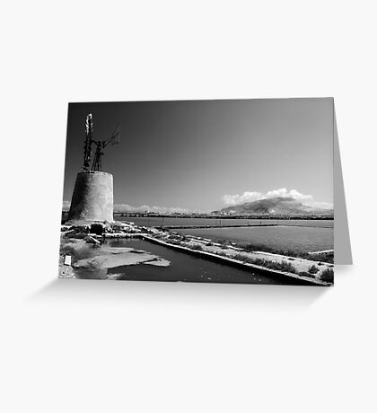 TheWindmillHasBeenDrinkingNotMe Greeting Card