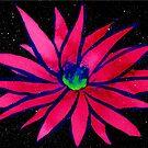 Space flower by michelofya