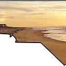 NC strong, nc, north carolina, beach, wilmington, nc beach, carolina beach, beach sticker, nc sticker by bwatkinsphoto