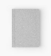 Kid Gorgeous Transcript Hardcover Journal