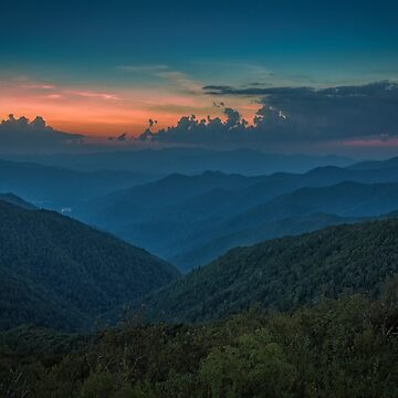 Great Smoky Mountains, Tennessee by mattmacpherson