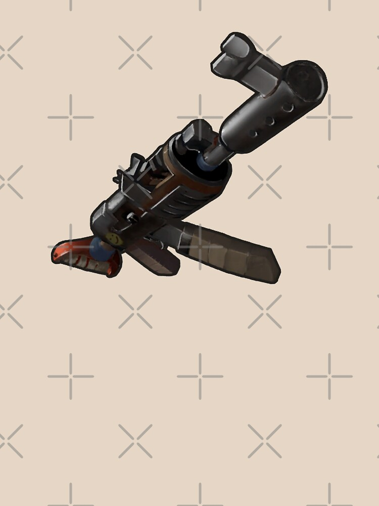 Rust - Assault Rifle by TurretedSloth