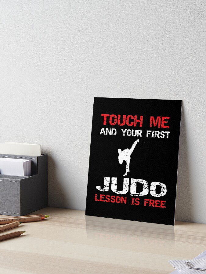 Going to fight Judo  T  shirt New  Funny Ideal Gift