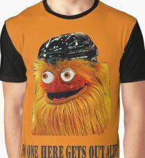 Philadelphia Gritty Mascot Shirt Graphic T-Shirt