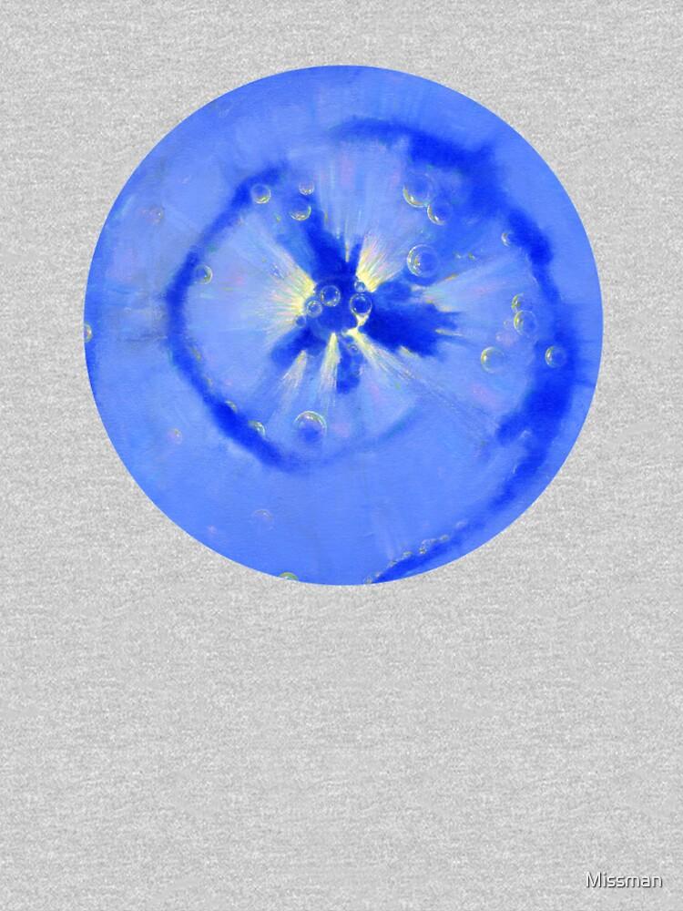 Blue Galaxy {Nebula} by Missman