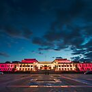 Old Parliament House in Canberra - The Capital Of Australia by Sam Ilic
