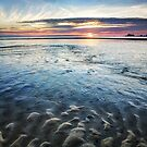 Ripples at Sunset by Jonicool
