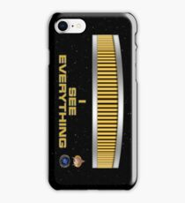 LaForge iPhone Case/Skin