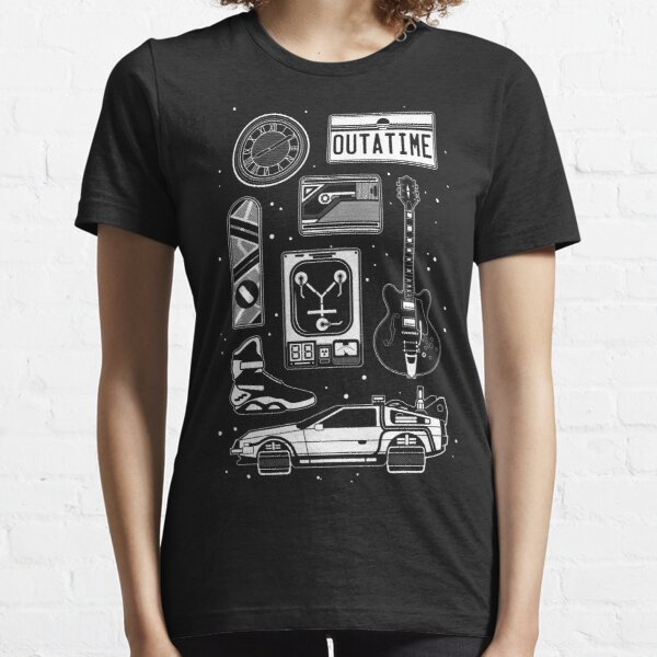 BTTF Icon Set Essential T-Shirt
