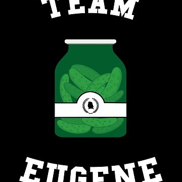 The Walking Dead - Team Eugene by cpt-2013