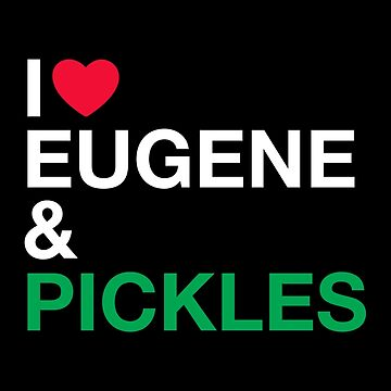 The Walking Dead - I Love Eugene by cpt-2013