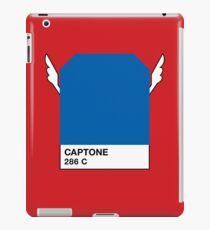 CAPTONE iPad Case/Skin