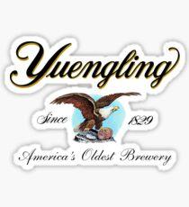 Yuengling Brewing Sticker