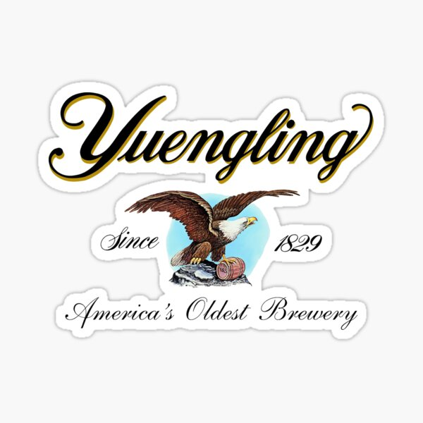 Yuengling Brewing Sticker