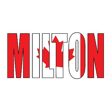 Milton by Obercostyle