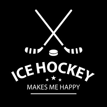 Ice Hockey T-shirt & Gift by larry01