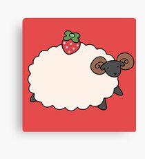 Strawberry Ram Canvas Print