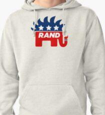 Rand Paul Libertarian Republican 2016 Pullover Hoodie